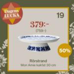 Halva priset på Mon Amie Tårtfat 30 cm från Rörstrand