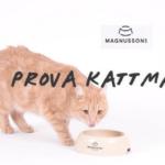 Prova kattmat från Magnusson
