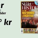 Nyfiken på släkthistoria
