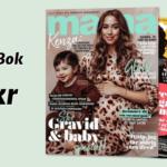 Tidningen Mama + 3 st välkomstpremier