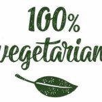 Vegetarisk frystorkad mat