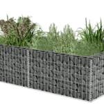 Alternativ till pallkrage med bra uppvärmning på våren med stenar