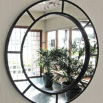 Tips på dekorativ spegel som ger rummet ett lyft!