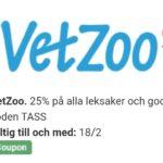 Rabattkod Vetzoo