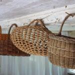 Både snyggt och smart att förvara torrvaror i taket