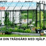 Rabatt växthus