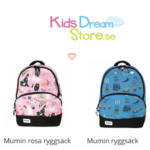 Muminryggsäckar för barn