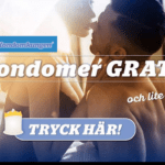 10 kondomer gratis
