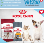 Kampanj på Royal Canin