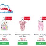 Muminkläder till barn