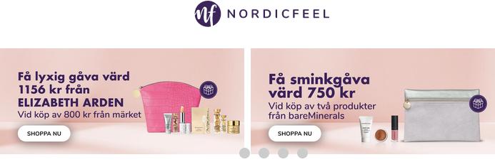 NordicFeel 20% rabattkod