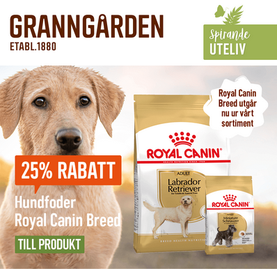 Fynda Royal Canin torrfoder för hund & katt