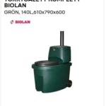 Se Biolans torr- & komposttoaletter