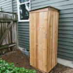 Bygga ett litet förråd till trädgården