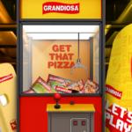 Spela och vinn pizza Ny chans varje dag!