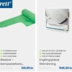Investera i en miljövänlig toalett och spara vatten