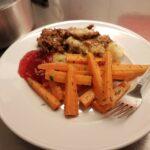 Vegetarisk Shepherds pie, god höstmat!