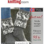 Rabatt på Viking garn för sockor